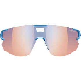 Julbo Aerospeed Segment Light Red Occhiali da sole, cyan blue/multilayer blue